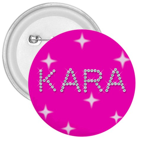 Kara By Myra   3  Button   Oncror5vvmdh   Www Artscow Com Front