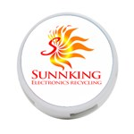 SunnKing - 4-Port USB Hub (Two Sides)