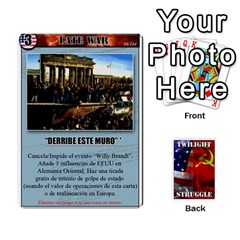 Twilight Struggle 2 By Jorge   Playing Cards 54 Designs   0kkzxpxdrj4b   Www Artscow Com Front - Heart3