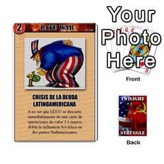 Twilight Struggle 2 By Jorge   Playing Cards 54 Designs   0kkzxpxdrj4b   Www Artscow Com Front - Heart4