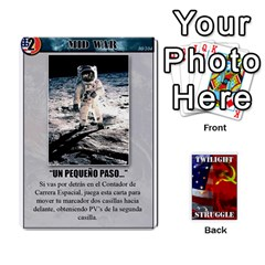 Twilight Struggle 2 By Jorge   Playing Cards 54 Designs   0kkzxpxdrj4b   Www Artscow Com Front - Diamond5