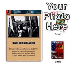 Twilight Struggle 2 By Jorge   Playing Cards 54 Designs (rectangle)   0kkzxpxdrj4b   Www Artscow Com Front - Spade5