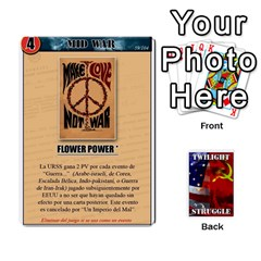 King Twilight Struggle 2 By Jorge   Playing Cards 54 Designs   0kkzxpxdrj4b   Www Artscow Com Front - ClubK