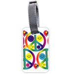 yhst-73168205485280_2112_501407 Luggage Tag (one side)