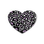 c Heart Coaster (4 pack)