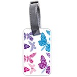WA13643large Luggage Tag (one side)