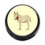 Donkey foal 4-Port USB Hub (Two Sides)