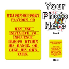Arvn Cards By Brian Weathersby   Multi Purpose Cards (rectangle)   8ul8wpzunrbk   Www Artscow Com Back 31