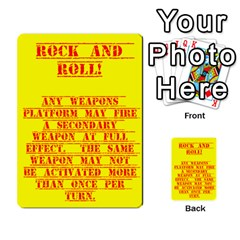 Arvn Cards By Brian Weathersby   Multi Purpose Cards (rectangle)   8ul8wpzunrbk   Www Artscow Com Back 45