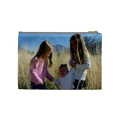 Smith Girls By Heather   Cosmetic Bag (medium)   Zppwts76mvmk   Www Artscow Com Back