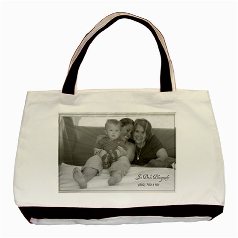 Jen Dales Photography By Shanna   Basic Tote Bag   Qurx8ecc5gb5   Www Artscow Com Front