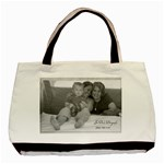 Jen Dales Photography - Basic Tote Bag