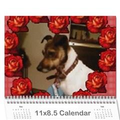 Kim Calendar By Kimberly Phelan   Wall Calendar 11  X 8 5  (18 Months)   Uoy0o1y339zb   Www Artscow Com Cover