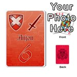 Richelieu Perfect - Playing Cards 54 Designs