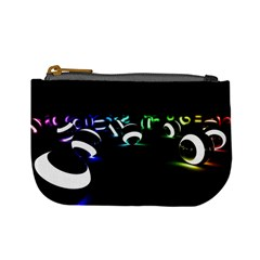 Trippy By Hollie   Mini Coin Purse   30x108m21qld   Www Artscow Com Front