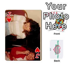 Jack Momomom By Amberle Williams   Playing Cards 54 Designs   1r64z4aa9un2   Www Artscow Com Front - HeartJ