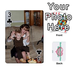 Momomom By Amberle Williams   Playing Cards 54 Designs   1r64z4aa9un2   Www Artscow Com Front - Club3