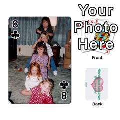 Momomom By Amberle Williams   Playing Cards 54 Designs   1r64z4aa9un2   Www Artscow Com Front - Club8