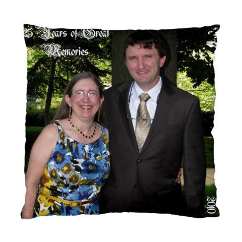 Pillow By Diane Richard   Standard Cushion Case (one Side)   3zwc7h92nfur   Www Artscow Com Front