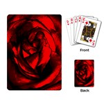 Eternal Rose Playing Cards - Playing Cards Single Design