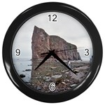 Perce Rock Clock - Wall Clock (Black)