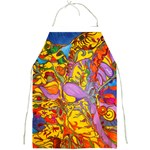 Art Painting Apron - Full Print Apron