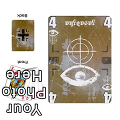 Oow2 Axis Deck By Bogus?aw   Playing Cards 54 Designs   Yj3pr25cp5jx   Www Artscow Com Front - Spade3