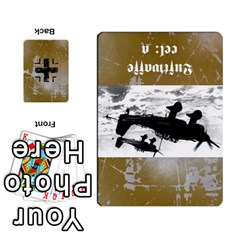 Oow2 Axis Deck By Bogus?aw   Playing Cards 54 Designs   Yj3pr25cp5jx   Www Artscow Com Front - Spade4