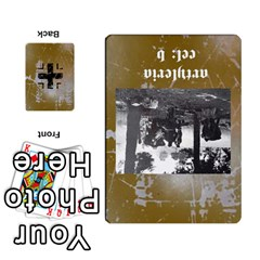 Oow2 Axis Deck By Bogus?aw   Playing Cards 54 Designs   Yj3pr25cp5jx   Www Artscow Com Front - Spade5