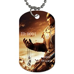 Gw2 By Alexander Stephens   Dog Tag (two Sides)   Vhhhwryts6xz   Www Artscow Com Back