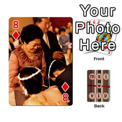 Playcard By Vipavee Ningsanond   Playing Cards 54 Designs   C99f5riwpv9h   Www Artscow Com Front - Diamond8