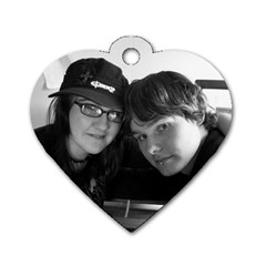 <3 By Hollie   Dog Tag Heart (two Sides)   Ra19hy5sikwp   Www Artscow Com Back
