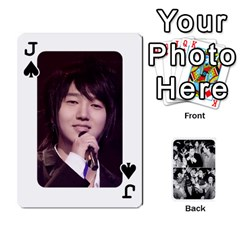 Jack Suju Playing Cards By Mia Story   Playing Cards 54 Designs   Yap4e21nkrir   Www Artscow Com Front - SpadeJ