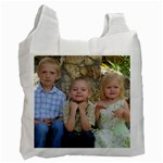 Reuseable shopping bags <3 - Recycle Bag (Two Side)