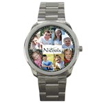 Watch for family - Sport Metal Watch