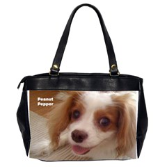 Peanut N Pebbles Bag By Pyearl   Oversize Office Handbag (2 Sides)   H1xsqm7bhanx   Www Artscow Com Back