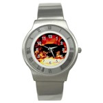 DOT_Sunrises_and_Sunsets_II_58 Stainless Steel Watch