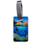 252-72005large Luggage Tag (one side)