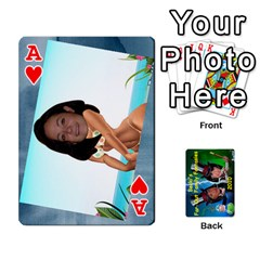 Ace Becki s Jibjab Cards #1 By R K  Felton   Playing Cards 54 Designs   Y0azymgxypzr   Www Artscow Com Front - HeartA