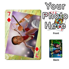 Becki s Jibjab Cards #1 By R K  Felton   Playing Cards 54 Designs   Y0azymgxypzr   Www Artscow Com Front - Diamond7