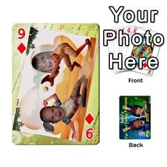 Becki s Jibjab Cards #1 By R K  Felton   Playing Cards 54 Designs   Y0azymgxypzr   Www Artscow Com Front - Diamond9