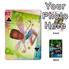 Becki s Jibjab Cards #1 By R K  Felton   Playing Cards 54 Designs   Y0azymgxypzr   Www Artscow Com Front - Club7