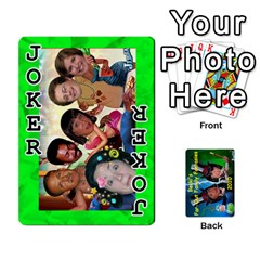 Becki s Jibjab Cards #1 By R K  Felton   Playing Cards 54 Designs   Y0azymgxypzr   Www Artscow Com Front - Joker1