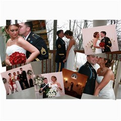 Wedding Collage By Melinda Farmer   Collage 12  X 18    Zciyki4trqim   Www Artscow Com 18 x12 Print - 1