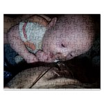 Bridget and Ethan puzzle - Jigsaw Puzzle (Rectangular)