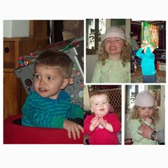 My Grandkids By Nancy L Miller   Wall Calendar 11  X 8 5  (12 Months)   C8j1g8njefbb   Www Artscow Com Month