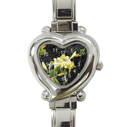 Custom Made Birthday Gift  By Danielle Pinol   Heart Italian Charm Watch   0vu179bkkdgt   Www Artscow Com Front