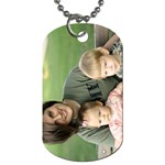 Garrett s Tag - Dog Tag (Two Sides)