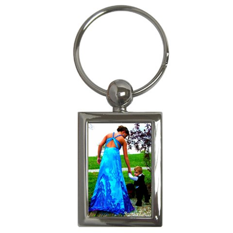 By Shanna   Key Chain (rectangle)   K9bwr34j8nv3   Www Artscow Com Front