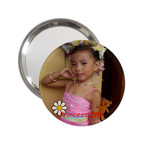 My Little Princess  Hand Bag Mirror =) By Jes   2 25  Handbag Mirror   Xravhi9vad94   Www Artscow Com Front